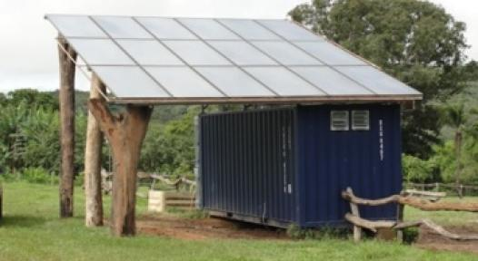 Brazil: Solar Cooling System from Germany for Eco-Hotel Pousada do Parque