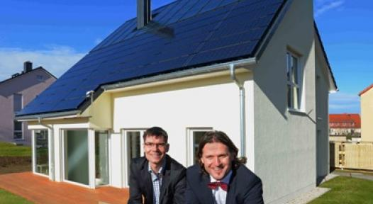Germany: Solar House Institute Members Win Renergy Award
