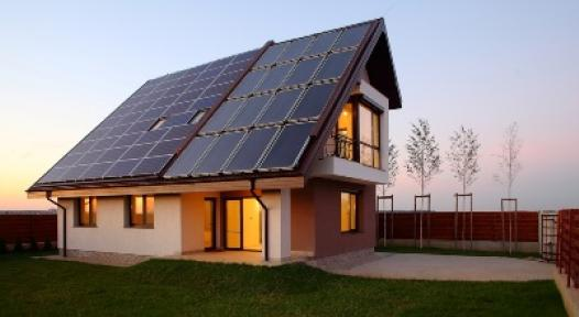 Geo-Solar House Design Made in Romania
