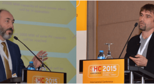 Meet Where the Continents Meet: SHC2015 in Istanbul
