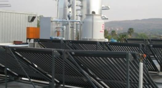 South Africa: First Solar-Powered Air-Conditioning System