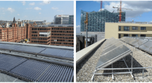 Germany: Hamburg's Eight-Year Large-Scale Solar Thermal Monitoring