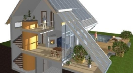 Germany: Solar Heating Saves more CO2 than Maximum Insulation