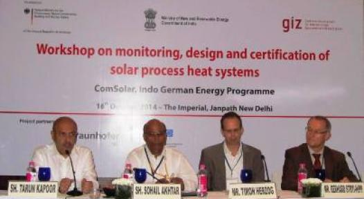 India: 27 Field Visits of Solar Process Heat Installations