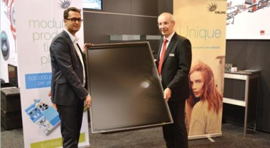 Austria: One World Solar Collector Receives Solar Keymark