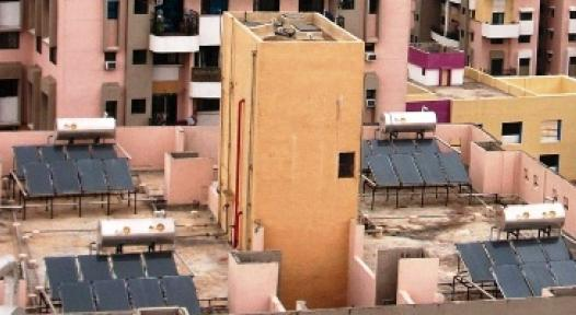 India: Rajasthan Subsidises Electricity Bill of Solar Water Heater Users