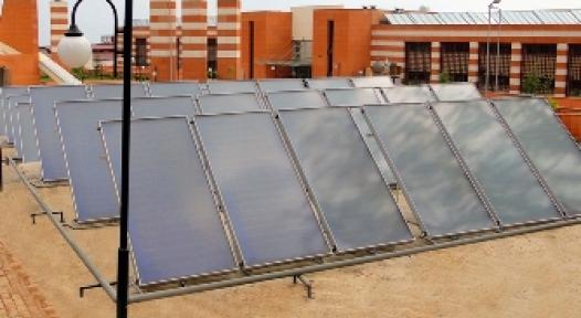 Turkey: 5-Year Payback Time for Solar Hot Water System in Student Hostel