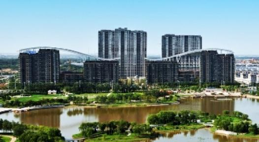 China: Utopia Garden Sets New Standard for Architectural Integration