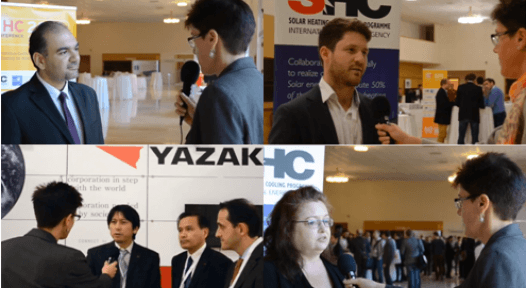 SHC 2015: 14 Expert Interviews on Research Highlights and Technology Trends on Tape