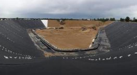 Germany/Denmark: Geosynthetic Lining for Large-Scale Underground Heat Storage Tank