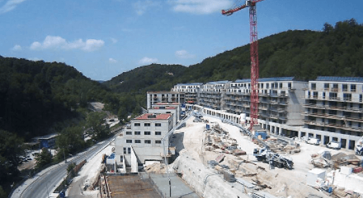 Austria: 1,500 m² ESCO Project for Vienna Residential Area