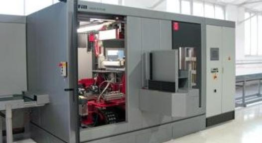 Norway: Infrared Welding Machine Completes Automated Polymer Absorber Production