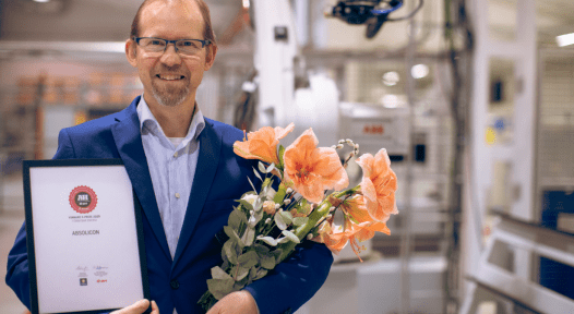 """""""Together with ABB Robotics we can speed up the roll-out"""""""