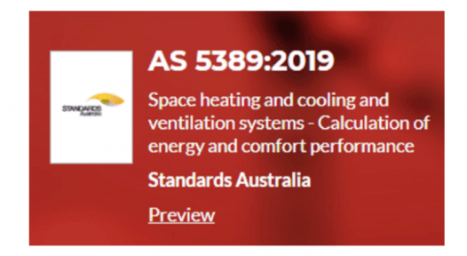 A new solar cooling standard for Australia