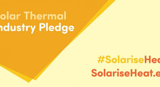 Support the European Solar Thermal Industry Pledge