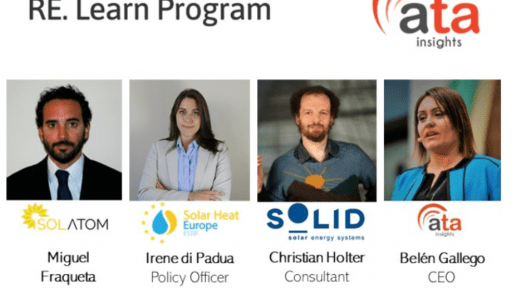 Webinar series presents cost-effective industrial solar heat solutions