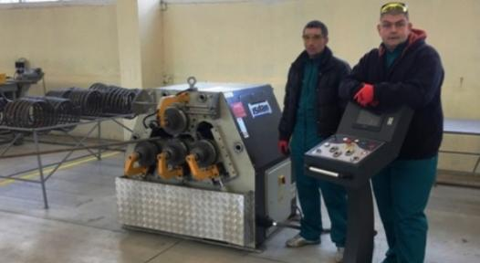 Bulgaria: Prisoners Make Solar Water Heaters in Sofia