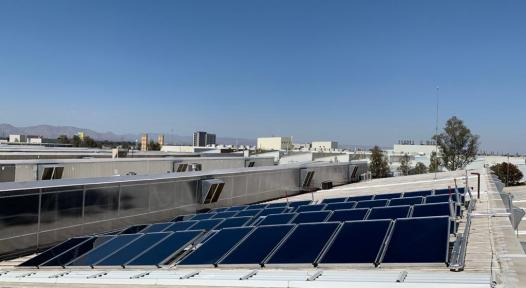 China keeps top spot for industrial solar heat