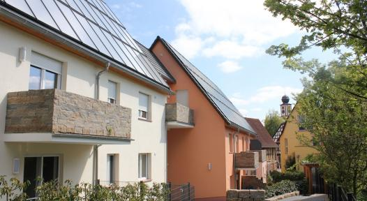 Solar Energy Buildings to make cities fit for the future