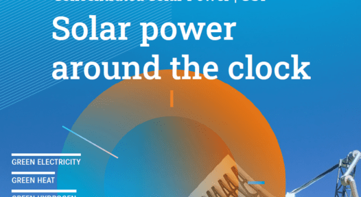 Growing interest in concentrating solar heat in central Europe