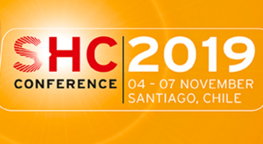 SHC 2019: Solar award nominations and extended call for papers