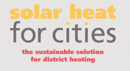 Solar Heat for Cities – brochure and infographics