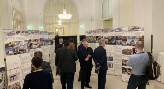 Touring exhibition shows retrofits in 11 historic buildings