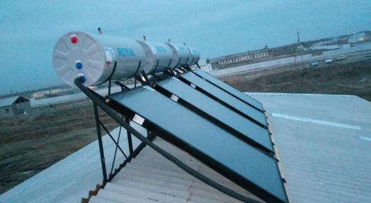 Rising demand for solar thermal in Uzbekistan