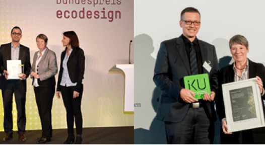 Germany: Two National Awards for Solar Thermal Specialists