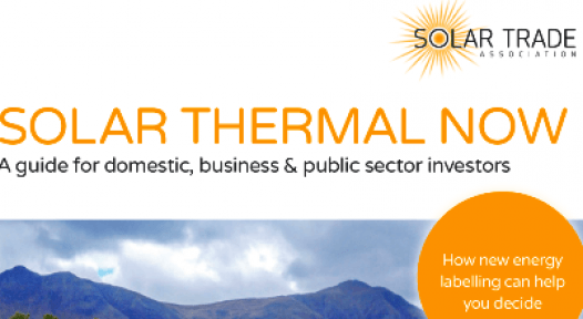 Solar Thermal Now