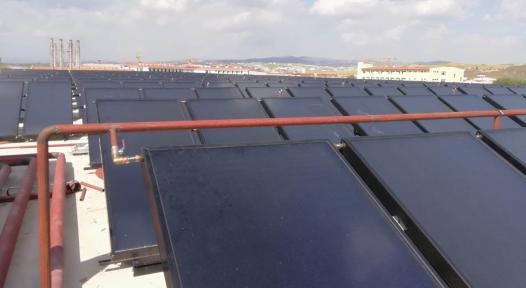 1 million m2 collectors produced in Konya, Turkey