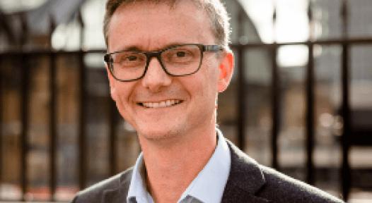 Chris Hewett, STA Chief Executive