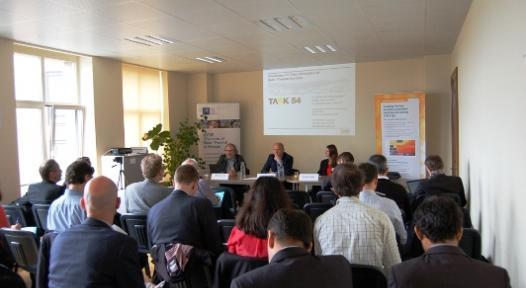 Task54 Brussels Workshop