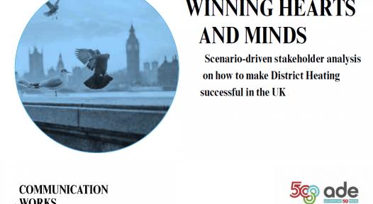 Solar Is UK's Best District Heating Option