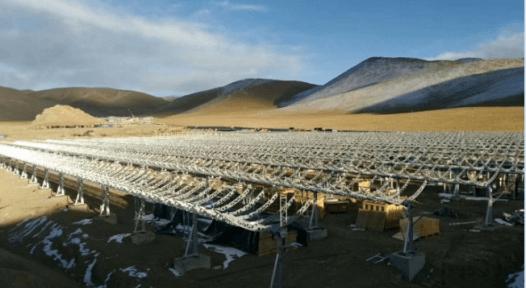 Tibet´s highly subsidised solar heating market