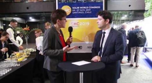 Embedded thumbnail for Arnaud Susplugas: Solar Award winner for a successful business model