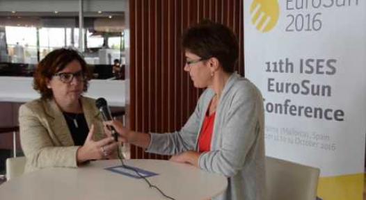 Embedded thumbnail for Eurosun 2016 / Luisa F Cabeza: Solar process heat in Spain