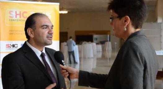 Embedded thumbnail for Ashraf Kraidy at SHC 2015: Solar Energy in the Arab States