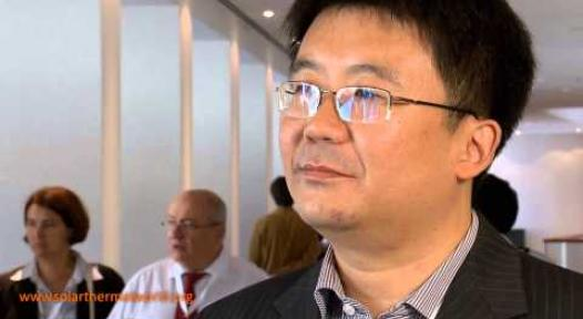 Embedded thumbnail for Prof Tao He, CABR, at SHC 2013
