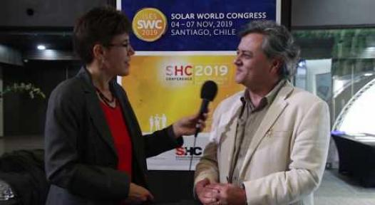 Embedded thumbnail for Prof. Rodrigo Palma: Chile has big opportunities for solar energy