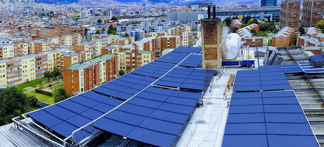 Photo: Módulo Solar