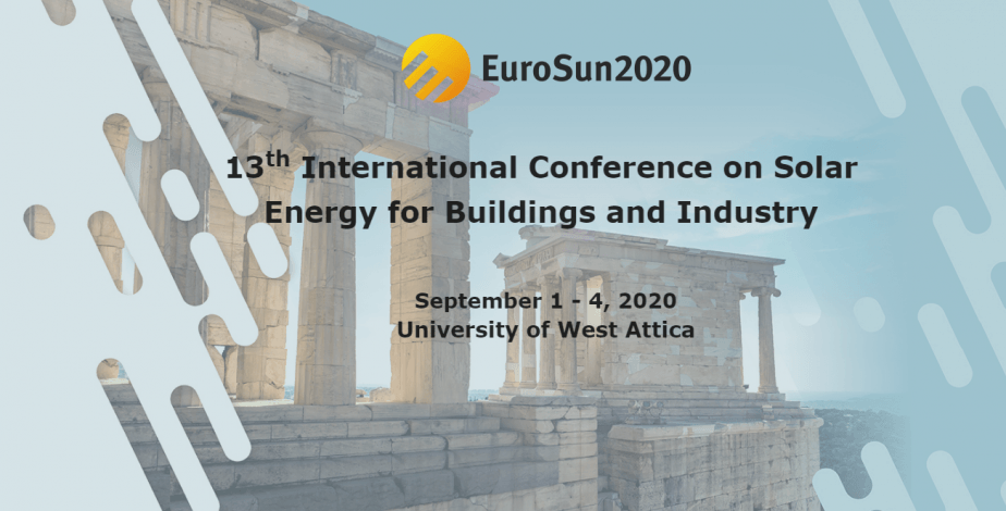 Eurosun 2020 in Athens: Call for paper