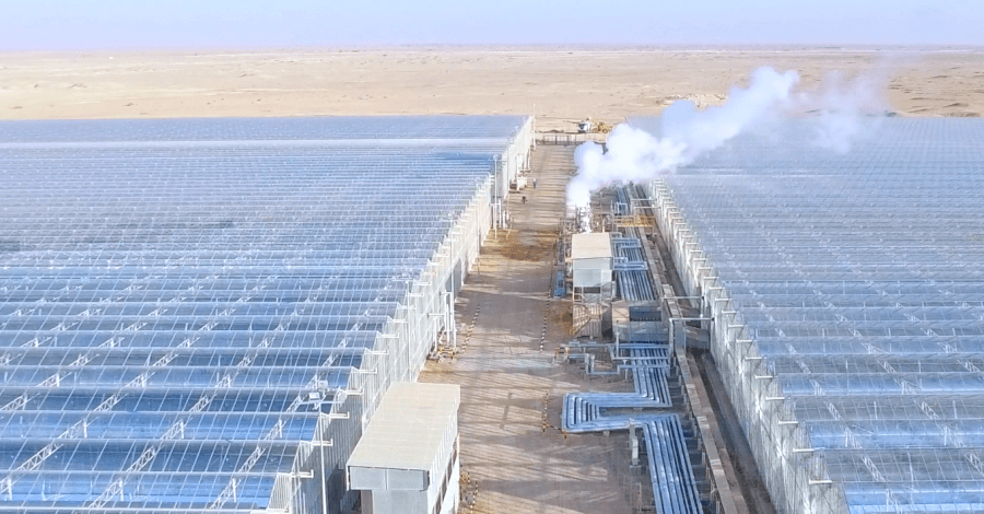 Oman to get 2 GWth solar steam plant for enhanced oil recovery