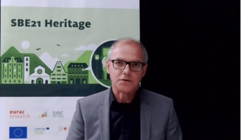 SBE21 conference spotlights historic NZEBs