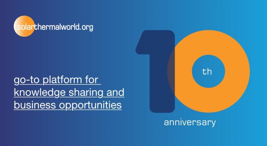 10th anniversary relaunch