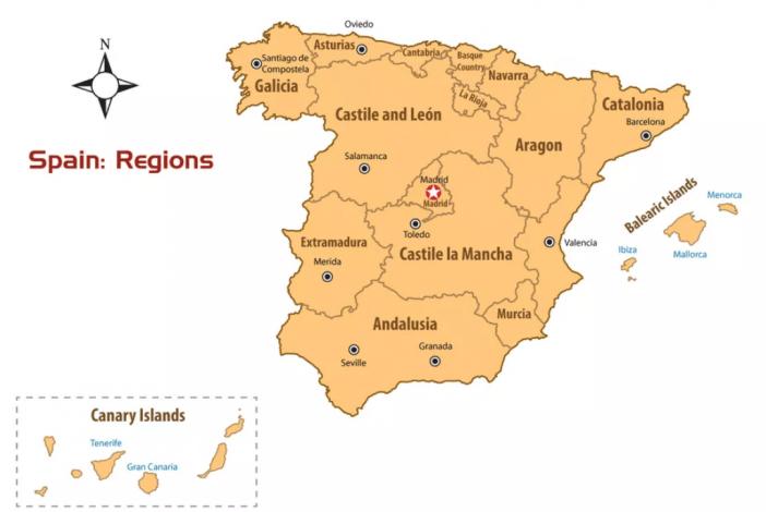 New solar water heater incentive in Murcia region in Spain
