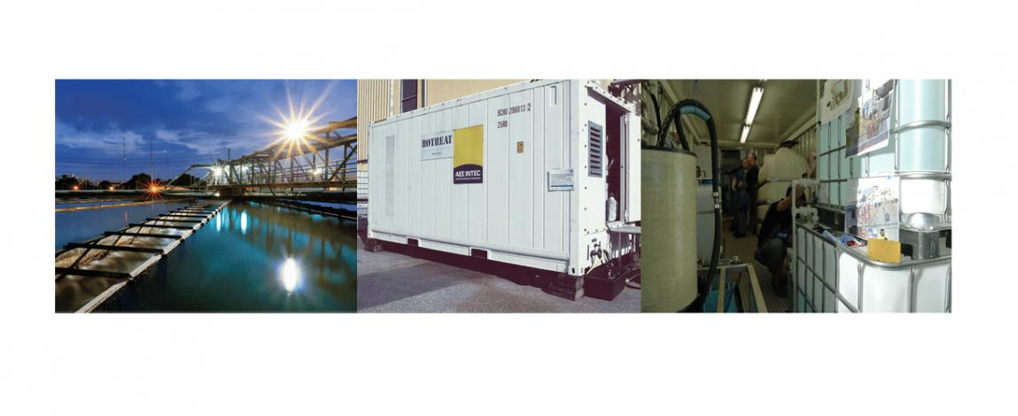 Water-energy nexus in wastewater management