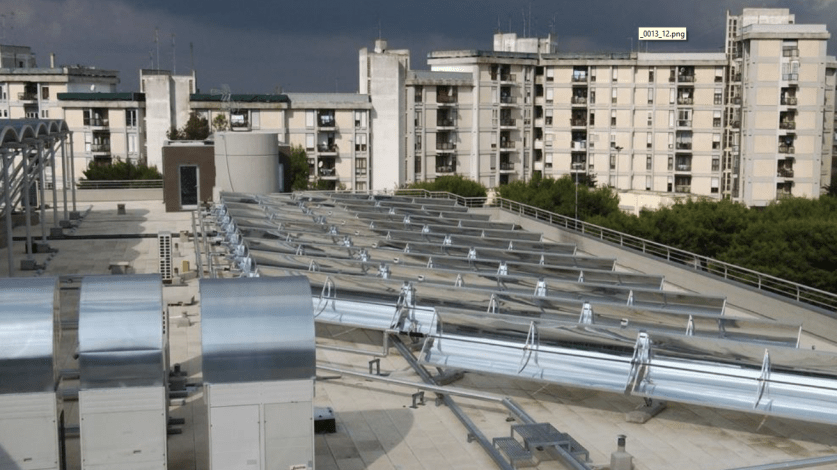 Italian-Chinese joint venture to build parabolic trough collector factory