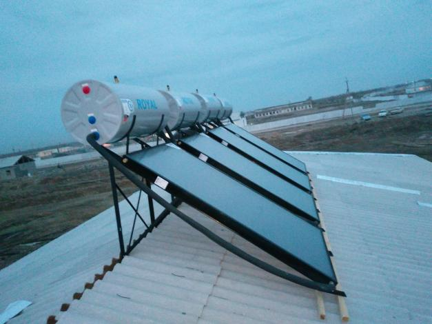 Rising demand for solar thermal in Uzbekistan
